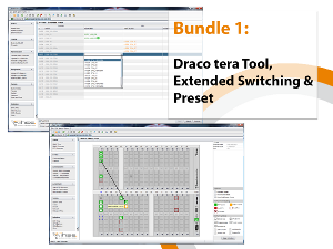 Draco tera Software Bundle 1